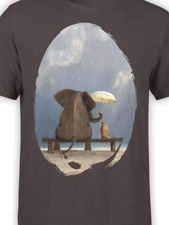 0082 Cute Shirt Friends Front Color
