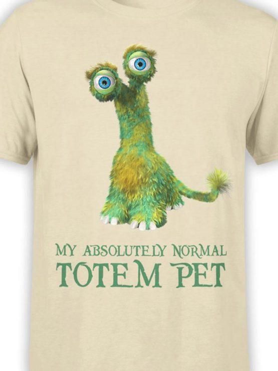 0203 Cute Shirt Totem Front Color