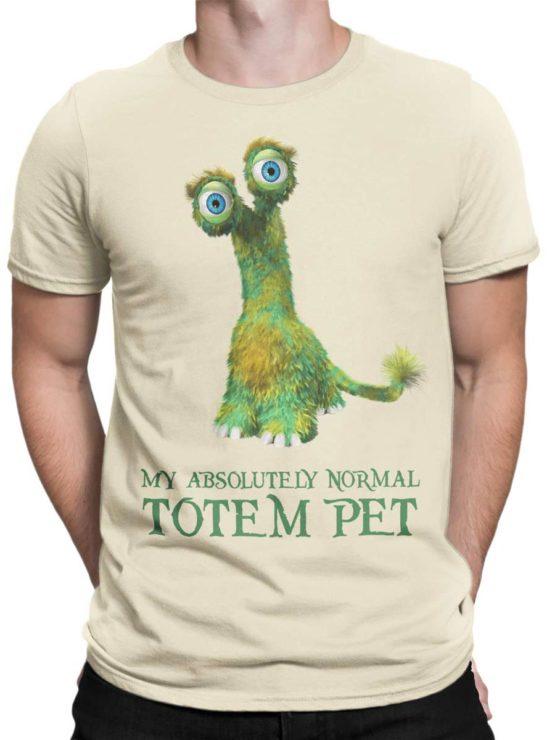 0203 Cute Shirt Totem Front Man