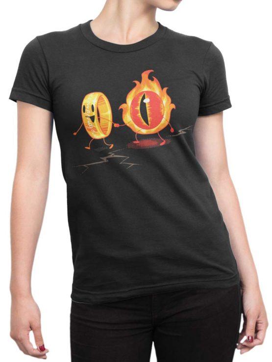 0316 Cute Shirt Friendship Front Woman