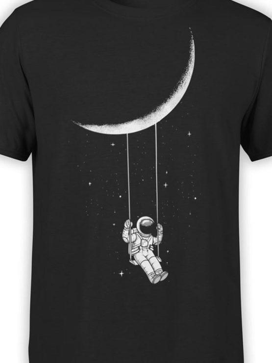 0354 NASA Shirt Realx Front Color