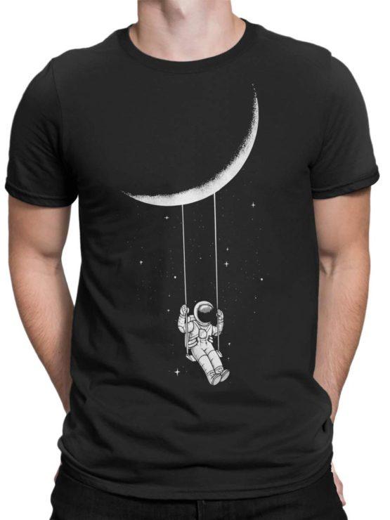 0354 NASA Shirt Realx Front Man