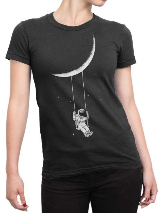 0354 NASA Shirt Realx Front Woman