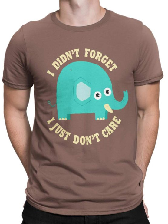0539 Cute Shirt Solar Dont Care Front Man