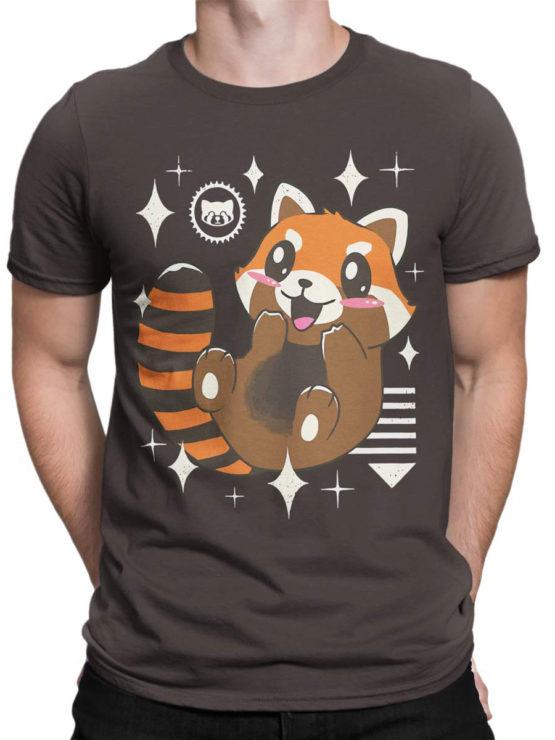 0613 Panda Shirt Kawaii Red Panda Front Man