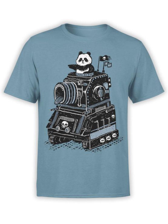 0635 Panda Shirt Attack Front