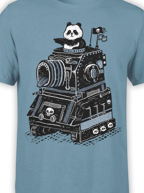 0635 Panda Shirt Attack Front Color