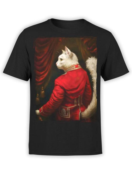 0677 Cat Shirts Sir Front