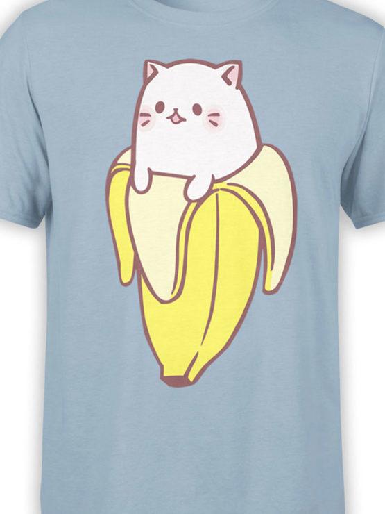 0707 Cat Shirts General Bananya Front Color