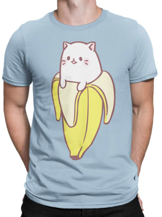 0707 Cat Shirts General Bananya Front Man