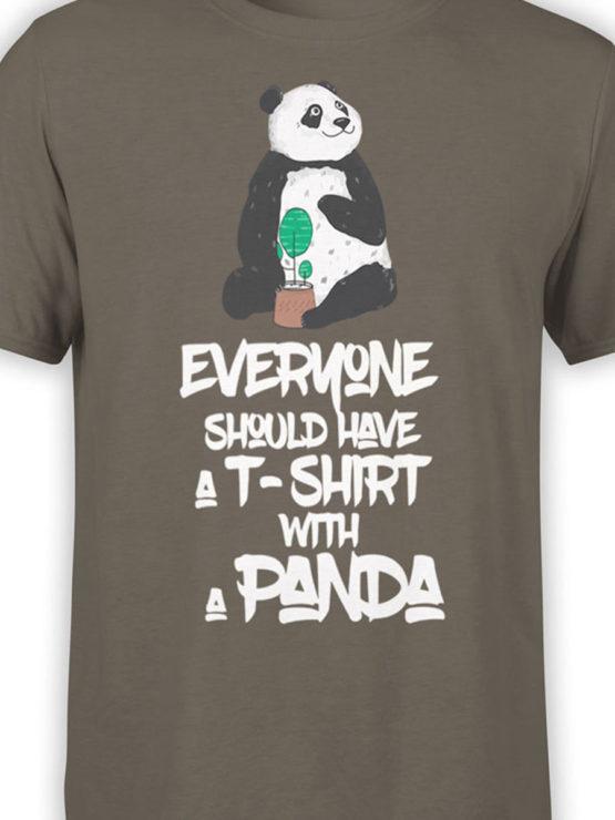 0717 Panda Shirt Should Front Color