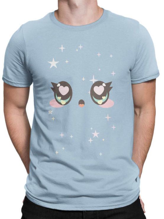 0896 Cute T Shirts Kawaii Front Man