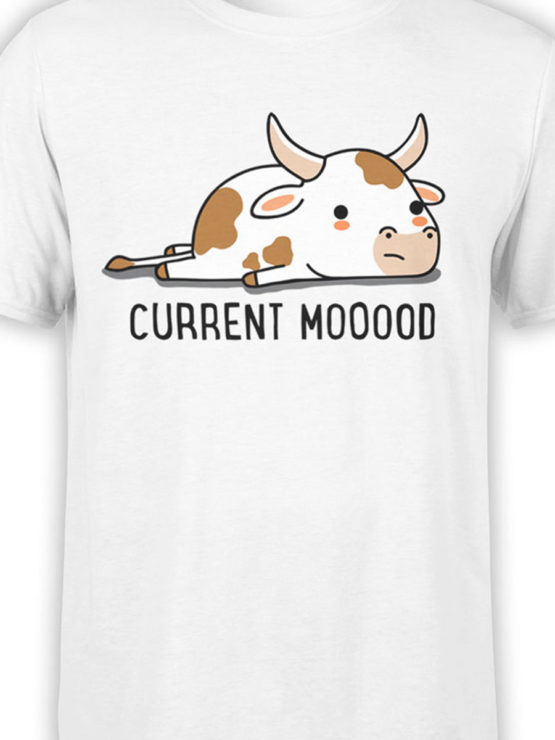 0982 Funny T Shirt Current Moood Front Color